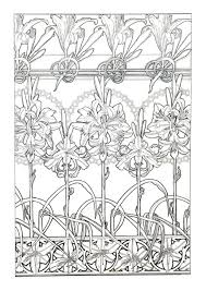 Alphonse Mucha Coloring Pages Mercenary Shovel For Hire