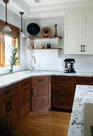 kitchen with brown cabinets design group kitchens dark stained cabinets white
