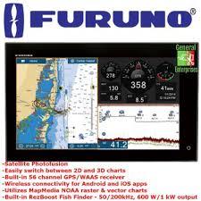 Furuno Navnet Tztouch2 Gps Chart Plotter Fish Finder