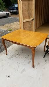 antique dining table and buffet for in stanwood wa