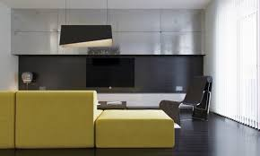 Interior Design For Living Room Walls 25 Gorgeous Yellow Accent Living Rooms