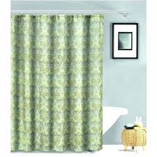 bright multi colored shower curtains striped green pattern with extr