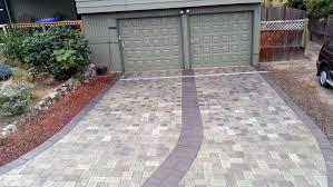 Superior Concrete Designs Custom Driveway Concrete Paver House In 2019 Landscape