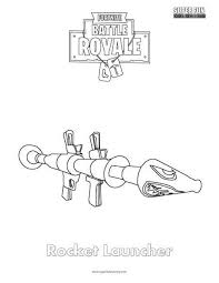 Fortnite Scar Coloring Page Super Fun Coloring Free Coloring Pages