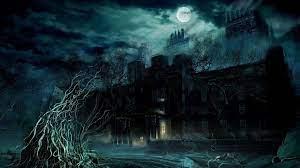 Dark Creepy Wallpaper