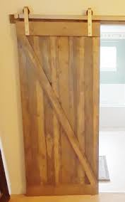 full z brace barn door