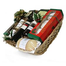 Perfect Country Hampers from Yorkshire Barwise Country Hampers. Christmas Fayre Hamper