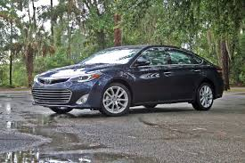 2015 Toyota Avalon XLE Touring Sport Edition Review - Top Speed