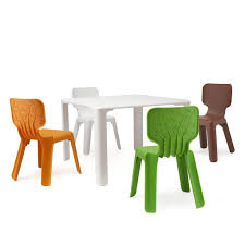 unique childrens furniture. Extraordinary Childrens Table And Chair Sets From Plastic Materials With White Rectangular Drawing Unique Furniture A