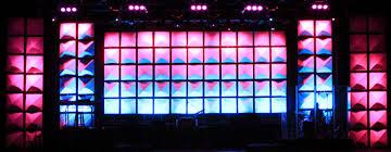 Church Stage Design Ideas spikes