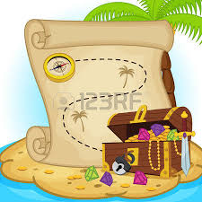 Image result for treasure map free clip art