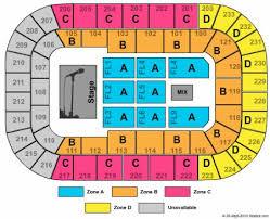 Bi Lo Center Tickets And Bi Lo Center Seating Chart Buy Bi