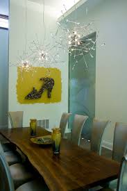 artsy lighting. Artsy Lighting Fixture Brings A Sparkling Festive Charm With It [Design: Sisters In Sync