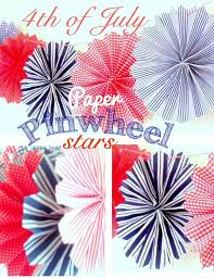 26 best 4th of july neighborhood party ideas & decorations images Ideas For July 4th Summer Wedding pinecone 4th of july paper pinwheel stars 4th of July Wedding Centerpieces