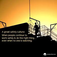 Safety Quotes Custom Safety Quotes Weeklysafety