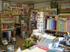 Bear Paw Quilt Shop - Coeur d'Alene, Indiana | Crazy for Quilting ... & The Quilt Shop, Custer, SD Adamdwight.com