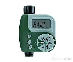 garden timer garden digital water timer single valve hose irrigation watering timer single faucet hose