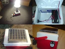 homemade electric generator. Mini Solar Generator Homemade Electric