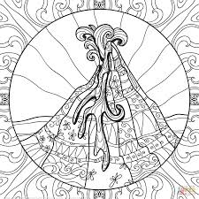 Small Picture Zentangle Coloring Pages Throughout Free Coloring Pages itgodme
