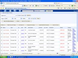 Purchase Order Tracking System Purchase Order Management Tracking Web Based Purchase Orders