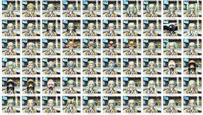 アリシア On Twitter Pso2の髪型女性用一覧17年8月25日時点 全515