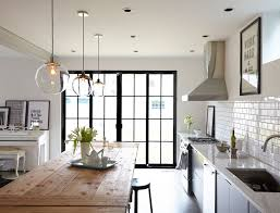 in the clear pendant lights