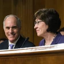 Senators Casey and Collins