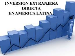 Resultado de imagen para inversion extranjera directa