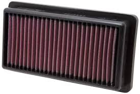 what is the difference between a stock air filter and a k n air so capitalizing on the knowledge that ldquolower velocity might be badrdquo the nice folks at k n devised an oil based filter