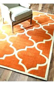 burnt orange area rug the color brown rugs large colored template compassion and gray living genesis