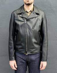 buddy clean asymmetrical leather jacket