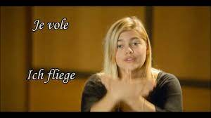 JE VOLE| Louane lyrics in French/German| ICH FLIEGE| Deutsche Übersetzung -  YouTube