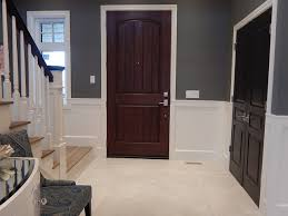 walking through front door. Unlike With People, Homes Are Granted Two Chances At A First Impression: The View Walking Up To Front Door And After Through