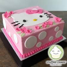 9 Hello Kitty Party Cakes Photo Hello Kitty Cake Ideas Hello