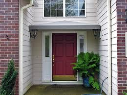 front door awningResidential Gallery  Door