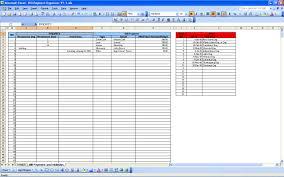 Bill Tracking Spreadsheet Template Tachris Aganiemiec Com Payment