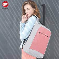 "Tigernu 15.6"" Laptop <b>Backpack</b> Multi Fashion Feminina Mochila ..."