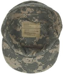 Universal Camo Army Acu Patrol Cap Nylon Cotton Ripstop