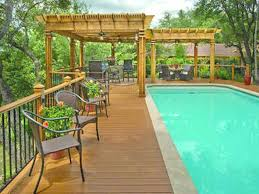 above ground pools decorating ideas.  Above Nice Pool Deck Decorating Ideas Cool Above  Ground Back To With Pools N