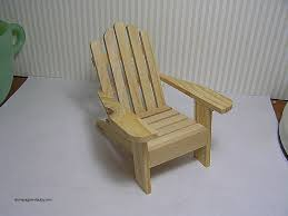 adirondack chairs miniature awesome
