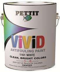 Amazon Com Pettit Paint Vivid Blue Gallon Boating