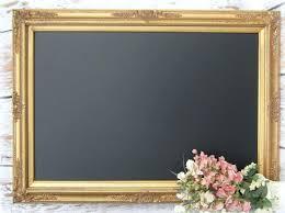 framed chalk board large chalkboard calendar diy wall michaels