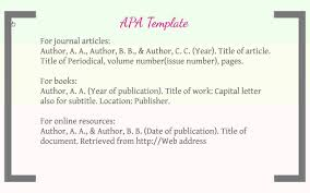 Apa Citation 6th Ed Journal Articles Enchanting But Cool Apa