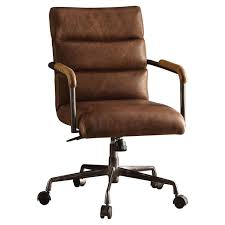 459 a harith office chair from acme is the mobile stylish office piece you