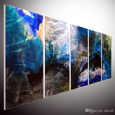 2018 metal sculpture wall art handmade 100 top er lei metal wall art contemporary abstract painting abstract wall art metal painting wall from alexzl