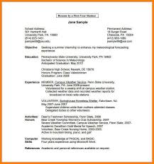Qualification Sample For Resume 9 Educational Qualification In Resume Dragon Fire Defense