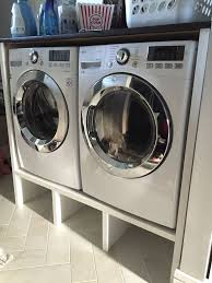 diy washing machine new instead of paying a ridiculous for pedestals for under my of