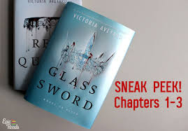 book in the red queen series victoria aveyard finally let us get in the head gl sword sneak k chapters 1 3