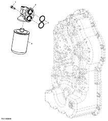 John deere 310j loader backhoe parts powertrain transmission electrical