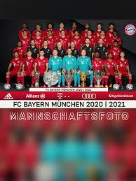 V., commonly known as fc bayern münchen, fcb, bayern munich, or fc bayern, is a german professional sports cl. Jetzt Downloaden Das Offizielle Mannschaftsfoto Des Fc Bayern